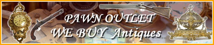 Philadelphia Pawn Shop Antiques / SELL / BUY
