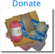 Donate Materials or Financial Resources to Tiny Stitches