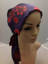 pink chemo hats turbans wigs headwear for