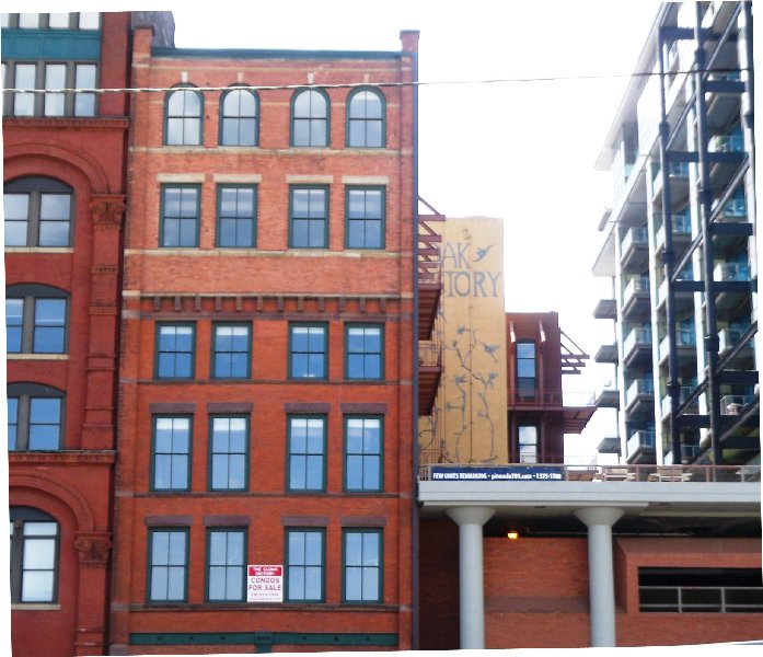 Cloak Factory Urban Lofts for Sale in Downtown Cleveland Keller Williams Realtor