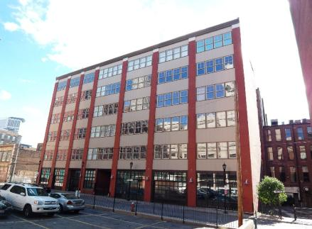Erie Building Luxury Exposed Brick Lofts in Downtown Cleveland Ohio for Sale