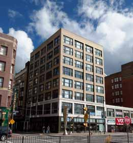 The Sincere Building Downtown Cleveland Loft for Sale