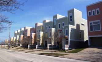 Tillman Lakefront Townhomes with City Views for Sale Cleveland Condos for Sale