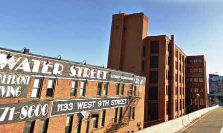 Waterstreet Lofts Exposed Brick Lake Views Rooftop Deck Downtown Condos for sale