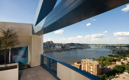 The Ascent Luxury Condos in Downtown Cincinnati for Sale