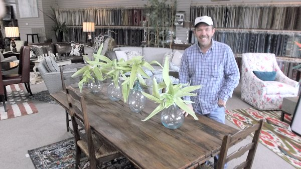 Made In Hot Springs, Arkansas. Authentic Vintage Woods. Kai Gibson    Artist/Owner