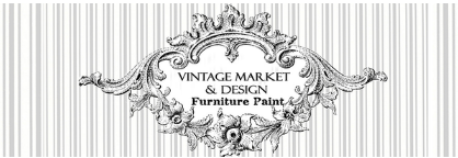 Vintage Market U0026 Design Furniture Paint Logo