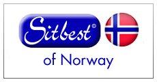 Sitbest of Norway Logo