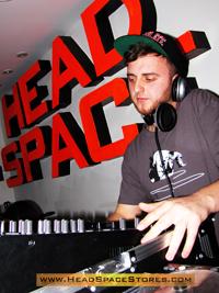 Head Space Stores - Live DJ Sets - DJ Jester