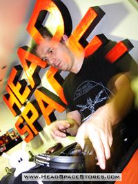 Head Space Stores - Live DJ Sets