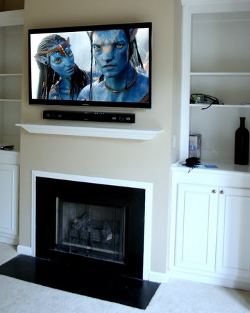 Your Fireplace Your Tv A Match Made In Design Heaven Or Is It
