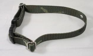 Camo Nylon Replacement Dog Collar