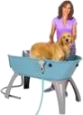 Dog Booster Bath, Wooden Dog Houses, Drinkwell Dog Fountain