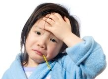 Natural Fever Remedies for Children