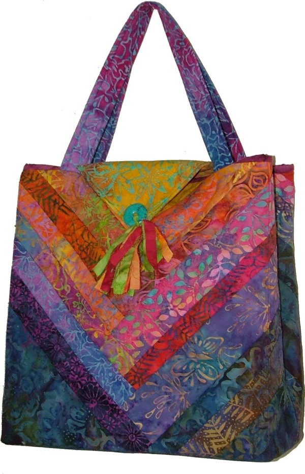 Quilting Patterns For Bags : quilt, fabric, virginia robertson, pattern, applique, foundation piecing, paper piecing, color ...