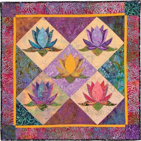 Free Patterns from Everything Quilts