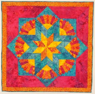 Free Quilting Patterns For Spring : SPRING WALL QUILT PATTERNS FREE Quilt Pattern