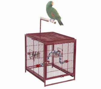 Avian Adventures Poquito Avian Hotel pet bird travel carrier