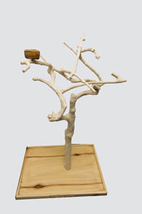 Java Tree Playstand