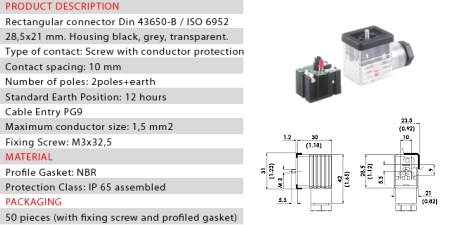 DIN_43650_B_Circuits din 43650 b con 24v
