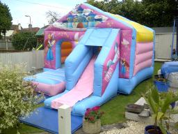 Princess Bouncy Castle Hire