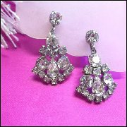 Antique Vintage Earrings
