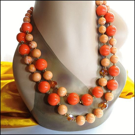Designer Vintage Necklaces