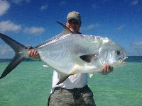 There are some BIG permit in the Fl. Keys