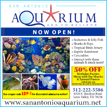 Texas state aquarium discount coupons