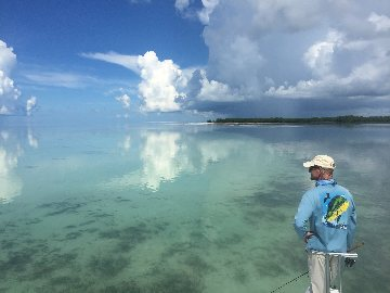 Sight fish charters best times to fish the florida keys for Best fishing in florida keys